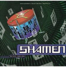 BOSS DRUM - The SHAMEN - CD Like New