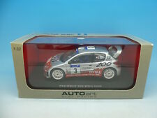 Auto Art 206 WRC 13501 Rally Tour De Corse, mint boxed