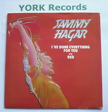 "SAMMY HAGAR - I've Done Everything For You - Ex Con 7"" Single Capitol CL 16120"