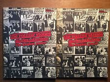 The Rolling Stones - Single Collection - London Years  Part 1 + 2 [2x Song Book]