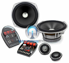 "JL AUDIO ZR525-CSI CAR 5.25"" PRO 2-WAY COMPONENT SPEAKERS MIDS  ZR-525CSi NEW"