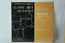 Brahms - Quinted in B Minor, Opus 115 for Clarinet and Strings, Vinyl (9)