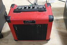 B.C Rich Lead Guitar Amp Model BCL10  RED