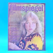 DDR Filmspiegel 24/1984 Stewart Granger Katharine Hepburn Jörg Schüttauf M