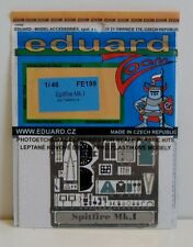 Eduard 1/48 FE199 Colour Zoom etch for the Tamiya Spitfire Mk I Kit