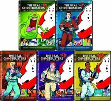 The Real Ghostbusters Complete Animated Series Vol 6-10 ~ BRAND NEW DVD SET