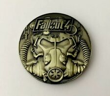 FALLOUT 4 MILITARY EXCLUSIVE CHALLENGE COIN XBOX 1 ONE PS4 PROMO LIMITED POLICE