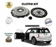 FOR BMW MINI CLUBMAN R55 1.6 ONE COPPER S D SD VAN 2010- NEW CLUTCH KIT COMPLETE