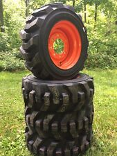 10-16.5 Carlisle Ultra Guard Skid Steer Tires/wheels/rims for Bobcat 10X16.5