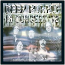 "Deep Purple - In Concert '72 - New 180g Vinyl LP + 7"" +MP3"