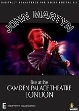 John Martyn - Live At The Camden Palace Theatre, London - All Region Music DVD