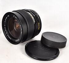 Leica 35-70mm F/3.5 Vario Elmar 3 Cam Late R Mount Lens E67