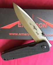 Emerson A100 Tactical Knife NEW Satin Finish