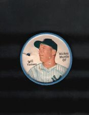 1962 Salada Coins #41 Mickey Mantle  VG J1053728
