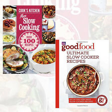 More Slow Cooking &Good Food:Ultimate Slow Cooker Recipes Collection 2 Books Set