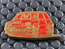 PINS PIN BADGE CAR RENAULT 5 R5 TURBO