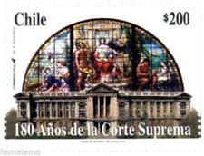 Chile 2003 #2134 180 años Corte Suprema MNH