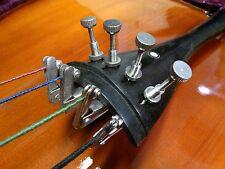 Cello Sottile Tuner design tradizionale Taglia 4/4 - 1/2 - Pezzo Unico Nickel Placcato