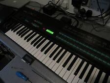 Yamaha DX7 [mk.1] - Green Backlit LCD mod. Plug & Play - No soldering.