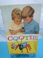 Vtg  Schaper Cootie Bug Game Use or Replacement Parts