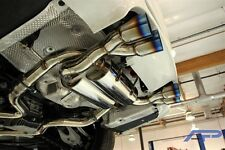 BMW M3 E90 E92 E93 Agency Power SS Exhaust with Ti Tips