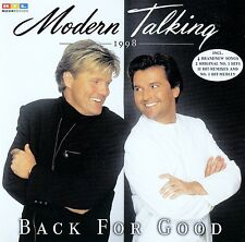 Modern Talking: BACK for Good/CD-NUOVO