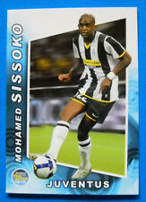 FOOTBALL CARDS PANINI REAL ACTION 2008-09 - N. 61 - SISSOKO - JUVENTUS - new