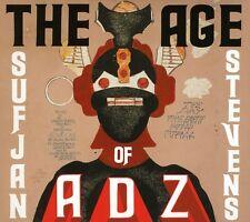 Sufjan Stevens - Age of Adz [New CD]