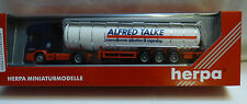 "Herpa 144759 H0 1:87  Scania Tank Sattelzug ""Alfred Talke""   OVP"