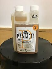 Mammoth P 250ml Microbes OMRI listed Flower Bud Bloom Booster