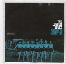 (GF467) The London Souls, When I'm With You - 2015 DJ CD