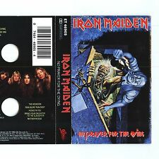 No Prayer for the Dying by Iron Maiden (Cassette, Oct-1990, Legacy)