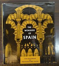 The Wonder of Spain 164 Photogravure Plates 1962 Bottineau HC DJ