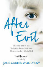After Evil, Carter Woodrow, Jane, New Book