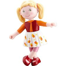 HABA Little Friends Puppe Milla 300518 Ab 3 Jahren Puppenhaus +BONUS