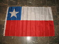 3x5 Chile Flag 3'x5' Banner Brass Grommets