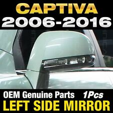 OEM Parts Left LED+Heated+Auto Folding Side Mirror For CHEVY 2006-2016 Captiva