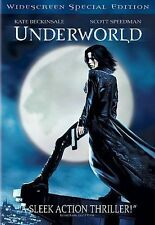 Underworld (DVD, 2004, Special Edition, Widescreen) Kate Beckinsale
