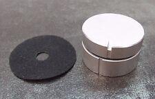 SANSUI D550M (D-550M) Cassette Deck REPAIR PART - Record Level, Dual Knob