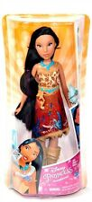 "2016 Disney  Princess Royal Shimmer Pocahontas 11"" Doll IN HAND!"