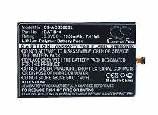 3.8V Battery for Acer Liquid Jade Liquid Jadeplus S55 BAT-B10 Premium Cell