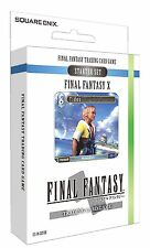 24370 Final Fantasy Trading Card Game  Starter Set Final Fantasy X