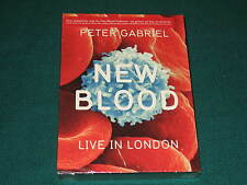 Peter Gabriel. New Blood. Live in London