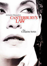 CANTERBURY's LAW The COMPLETE SERIES Julianna Margulies Before The GOOD WIFE