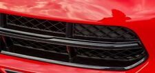 Corvette C7 Stingray Gloss Black Vinyl Grille Bar Overlay Black Out