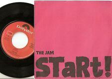 THE JAM START! & LIZA RADLEY NORWEGIAN 45+PS 1980 MOD REVIVAL WHO PAUL WELLER