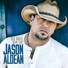 Jason Aldean - Old Boots New Dirt [New CD]