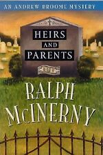 Heirs and Parents: An Andrew Broom Mystery (Andrew Broom Mysteries)-ExLibrary