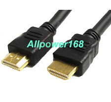 5ft Gold-Plated HDMI Cable Lead For PS3 Wii PS4 Xbox 360 4K 3D HDTV 1080p