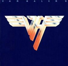"""VAN HALEN II"" - REMASTERED hard rock cd - David Lee Roth ""Dance the Night Away"""